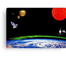 ALL NASA IMAGES Canvas Print