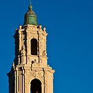 Tower of the San Francisco de Asis Church by Nickolay Stanev