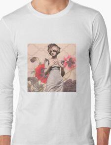Une Femme Long Sleeve T-Shirt
