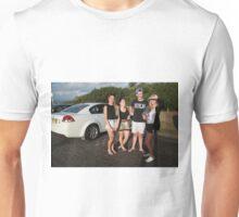 7. Ricky & his American Staffy Unisex T-Shirt