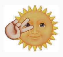 Sun Emoji by phantastique