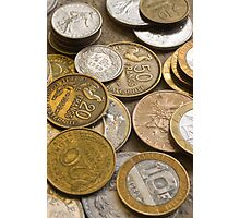 Francs Photographic Print