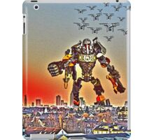 Swarm over Frankfurt by #fftw iPad Case/Skin