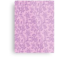 Rapunzel Pattern Variant Metal Print