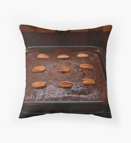 Sweet Rainy Day Treat Throw Pillow