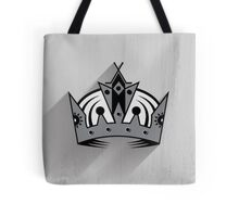 Los Angeles Kings Minimalist Print Tote Bag