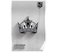 Los Angeles Kings Minimalist Print Poster