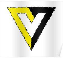 Voluntaryism - furry Poster
