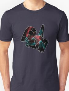 Cosmic Porygon with white outline Unisex T-Shirt