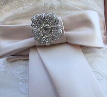 Wedding Bow by Coralie Alison