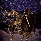 Night Rider by Steven  Agius