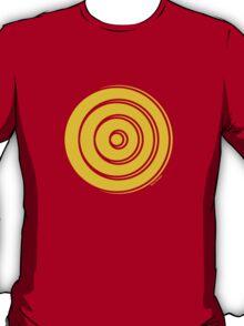 Mandala 33 Yellow Fever  T-Shirt