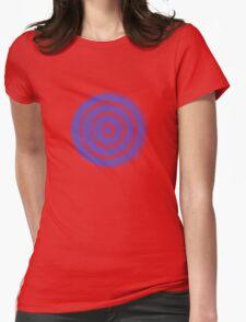 Mandala 33 Purple Haze  Womens Fitted T-Shirt