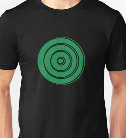 Mandala 33 Green With Envy  Unisex T-Shirt