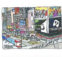 New York New York  by Tillycreative