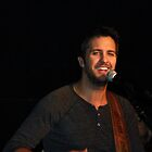 Luke Bryan In Raleigh by Angela Lance
