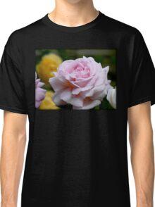 Love & Gratitude - Pink Rose - NZ Classic T-Shirt