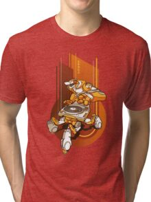 Beat-box-bot Tri-blend T-Shirt