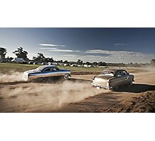 Spinners Race Photographic Print