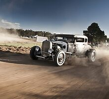 Model A at Chopped by tapd