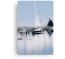 Port Albert too Canvas Print