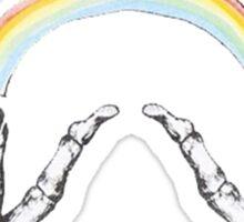 Louis Tomlinson Skele-Hands Sticker