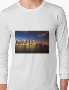 Beautiful New York Long Sleeve T-Shirt