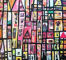 Village by Roy B Wilkins