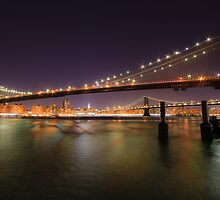 The Brooklyn Bridge by Jonny McHugh