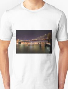 The Brooklyn Bridge Unisex T-Shirt