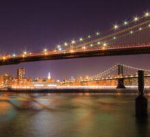 The Brooklyn Bridge Sticker
