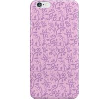 Rapunzel Pattern Variant iPhone Case/Skin