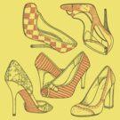 shoe by Susan Lee