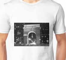 Washington Square Arch Unisex T-Shirt