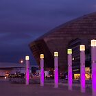 Millenium Centre - Cardiff Bay by Kevin Jones