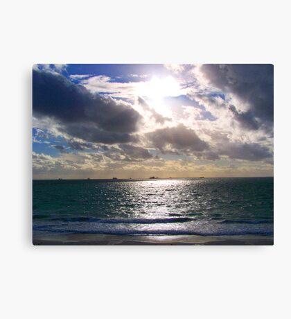 Sea Liner`s Canvas Print