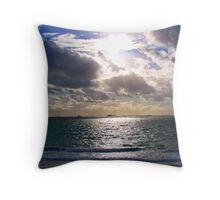 Sea Liner`s Throw Pillow