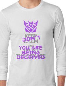 DON'T Keep Calm Long Sleeve T-Shirt