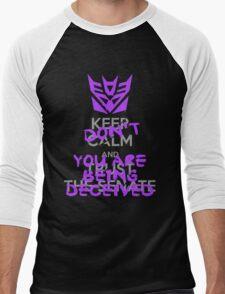 DON'T Keep Calm Men's Baseball ¾ T-Shirt