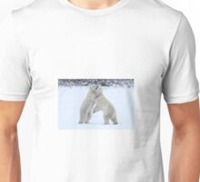 Polar Bear Skirmish Unisex T-Shirt