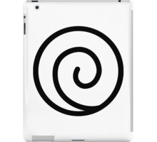 Uzumaki Clan iPad Case/Skin