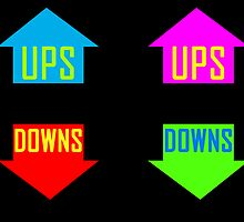 Ups & Downs by ptear