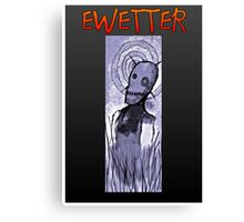 EWETTER COVER DESIGN Canvas Print