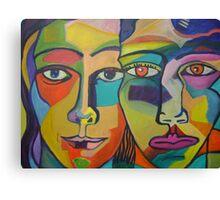 male/female Canvas Print