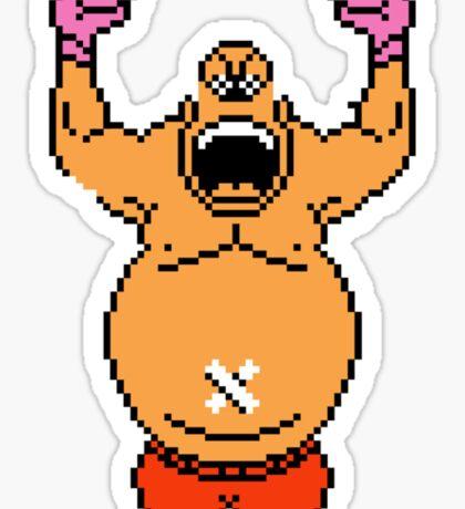 King Hippo Sticker