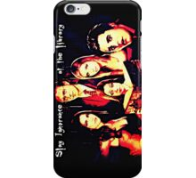 Slay Ignorance at the Library iPhone Case/Skin