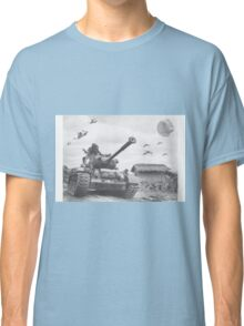 A Wing X Fing WWII Fly Over Classic T-Shirt