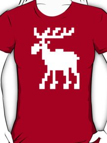 Pixel Moose T-Shirt