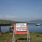 toberonochy harbour  by mountainvoyager