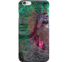Prayers greenglow iPhone Case/Skin